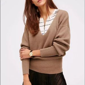 🆕 NWT Free People Allure Sweater